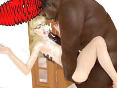 interracial cuckold cartoon